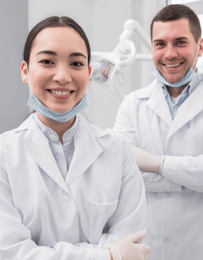 Image of dentists at Murfreesboro Family Dentistry